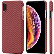 Pitaka Aramid Case Red/Orange iPhone XS Max