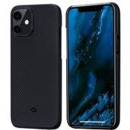 Pitaka Air Case Black/Grey iPhone 12 Mini - Kryt na mobil