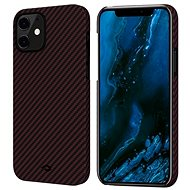 Pitaka MagEZ Black/Red iPhone 12 - Kryt na mobil