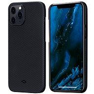 Pitaka Air Case Black/Grey iPhone 12 Pro - Kryt na mobil