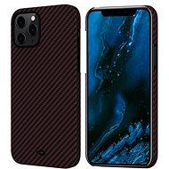 Pitaka MagEZ Black/Red iPhone 12 Pro - Kryt na mobil