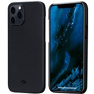 Pitaka Air Case Black/Grey iPhone 12 Pro Max - Kryt na mobil