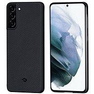 Pitaka Air Case Black Grey  Galaxy S21 - Kryt na mobil