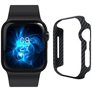 Pitaka Air Case Black/Grey Apple Watch 6/SE/5/4 44mm - Protective Watch Cover