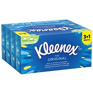 KLEENEX Original Box (80sheets) 3 + 1 Free - Tissues