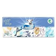LAMBI Classic (10x10ks) - Papírové kapesníky