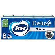 ZEWA Deluxe Standard (10x10 ks) - Papírové kapesníky