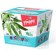 BELLA Baby Happy eukalyptus (80 ks) - Papírové kapesníky