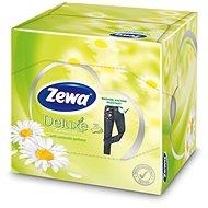 ZEWA Deluxe Camomile Cube (60 ks) - Papírové kapesníky