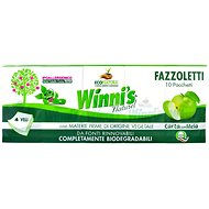 WINNI'S Naturel Paper Tissues 10x9 pcs - Tissues
