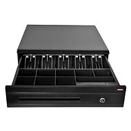Virtuos C425C black with 24V cable - Cash Drawer