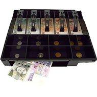 Virtuos plastový pořadač na peníze - Příslušenství