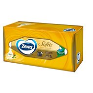 ZEWA Softis Soft & Sensitive BOX (80 pcs) - Tissues