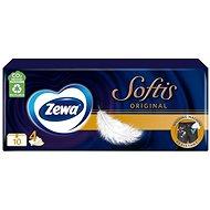 ZEWA Softis Standard (10x9 ks) - Papírové kapesníky