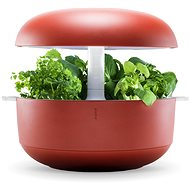 Plantui 6 Smart Garden, červená - Květináč