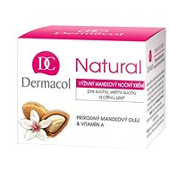 DERMACOL Natural Almond Night Cream 50 ml - Face Cream
