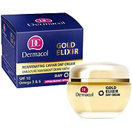 DERMACOL Gold Elixir Caviar Day Cream 50 ml - Pleťový krém