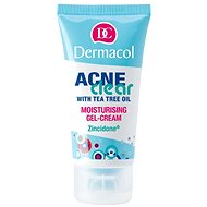 DERMACOL Acneclear Moisturising Gel-Cream 50 ml - Face Gel