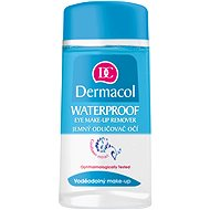 Odličovač DERMACOL Waterproof Eye Make-up Remover 125 ml - Odličovač