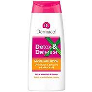 DERMACOL Detox&Defence Micellar Lotion 200 ml - Micelární voda