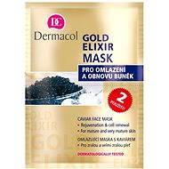 DERMACOL Gold Elixir Caviar Mask 2x 8 g