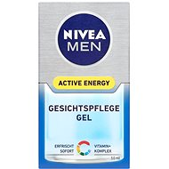 NIVEA Men Face Care gel Energy 50 ml - Pánský pleťový gel