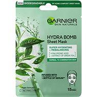 Pleťová maska GARNIER Moisture+ Freshness Super Hydrating & Purifying Tissue Mask 32 g - Pleťová maska