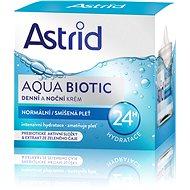 ASTRID Aqua Biotic Denní a noční krém pro normální a smíšenou pleť 50 ml - Pleťový krém