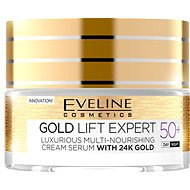 EVELINE COSMETICS Gold Lift Expert Day&Night 50+ 50 ml - Pleťový krém