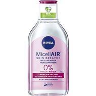 NIVEA Smooth Caring Micellar Water 400 ml - Micelární voda