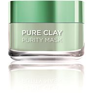 ĽORÉAL PARIS Skin Expert Pure Clay Purity Mask  50 ml - Pleťová maska