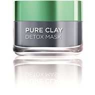 ĽORÉAL PARIS Pure Clay Detox Mask 50 ml - Pleťová maska