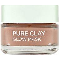 ĽORÉAL PARIS Skin Expert Pure Clay Glow Mask 50 ml - Pleťová maska