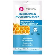 DERMACOL Hydrating & Nourishing Mask 15 ml - Pleťová maska