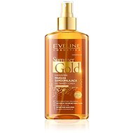 EVELINE COSMETICS Summer Gold Self Tanning Face&Body Light Skin 150 ml - Samoopalovací olej