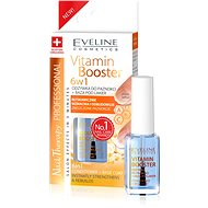EVELINE COSMETICS Spa Nail Vitamin Booster 6in1 12 ml - Lak na nehty