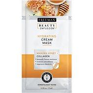 FREEMAN Beauty Infusion Hydratační krémová maska manuka 15 ml - Pleťová maska