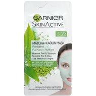 GARNIER SkinActive Matcha + Kaolin Mask 8 ml - Pleťová maska