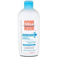 MIXA Hyalurogel Cleansing Micellar Milk 400 ml