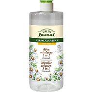 GREEN PHARMACY Micelární voda 3 v 1 Heřmánek 250 ml