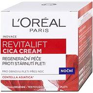 ĽORÉAL PARIS Revitalift Cica night cream 50 ml - Pleťový krém