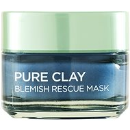 ĽORÉAL PARIS Pure Clay Anti-Blemish Mask 50 ml - Pleťová maska