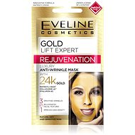 EVELINE Cosmetics Gold Lift Expert Anti Wrinkle Mask 7 ml - Pleťová maska