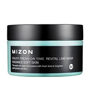 MIZON Enjoy Fresh-On Time Revital Lime Mask 100 ml - Pleťová maska