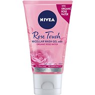 NIVEA MicellAIR Rose Water Wash Gel 150 ml - Micelární voda
