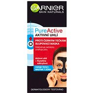 GARNIER PureActive Charcoal Peel-Off Mask 50ml - Face Mask