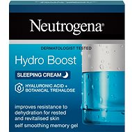 NEUTROGENA Hydro Boost Sleeping Cream 50 ml - Pleťová maska