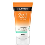NEUTROGENA Clear & Defend Proofing 2in1 Wash-Mask 150 ml