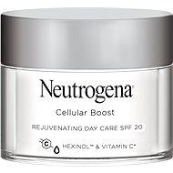 NEUTROGENA Cellular Boost Day Cream with SPF 20 50 ml - Face Cream