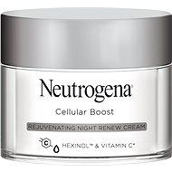 NEUTROGENA Cellular Boost Rejuvenating Night Renew Cream 50 ml - Pleťový krém